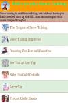 Rules to play Snow Tubing screenshot 3/4