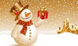 christmas festive wallpapers screenshot 1/1