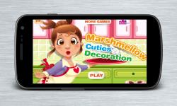 Decoration marshmallow screenshot 1/6