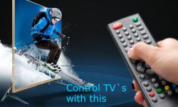 Best Universal Remote Control TV screenshot 1/4