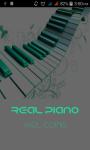 Real Piano 2016 screenshot 1/5