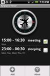 Wondershare AirPlane Timer screenshot 1/1