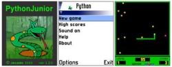 PythonJunior NOKs60 screenshot 1/1