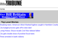 Citizen Tribune Android screenshot 1/1