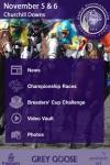 Breeders' Cup: Official App screenshot 1/1