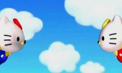 Hello kitty Flying freely screenshot 3/5