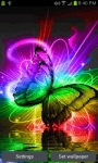 Butterfly Color Live Wallpaper FREE screenshot 2/3