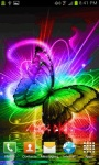 Butterfly Color Live Wallpaper FREE screenshot 3/3