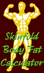 Skinfold Body Fat Calculator screenshot 1/3