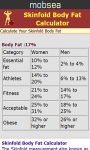 Skinfold Body Fat Calculator screenshot 3/3