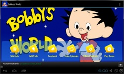 Bobby World Fan App screenshot 1/3