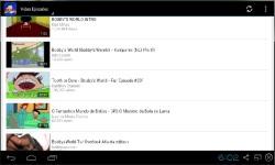 Bobby World Fan App screenshot 3/3