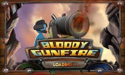 Bloody Gunfire-Sniper War screenshot 1/4
