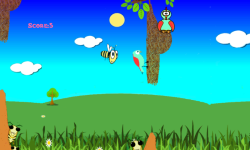 Flappy Tiny Bee screenshot 1/4