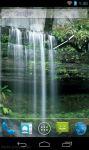 Waterfall Nature Wallpaper screenshot 1/3