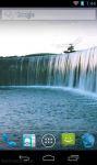 Waterfall Nature Wallpaper screenshot 2/3
