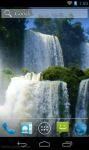 Waterfall Nature Wallpaper screenshot 3/3