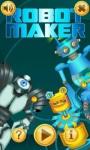 Super Robot Maker  screenshot 1/5