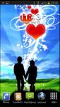 Wallpaper for Love HD screenshot 5/6