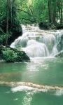 Shining Waterfall Live Wallpaper screenshot 1/3