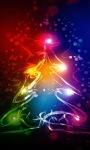 Neon Christmas Live Wallpaper screenshot 3/3