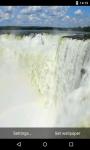 Waterfall Video HD Live Wallpaper screenshot 1/3