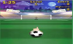 Soccertastic screenshot 1/6