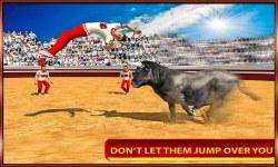 Angry Bull Simulator 2016 screenshot 1/3