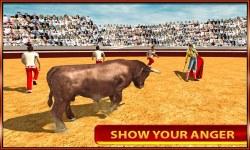 Angry Bull Simulator 2016 screenshot 2/3