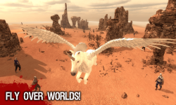 Amazing Pegasus Action 3D screenshot 1/5