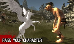 Amazing Pegasus Action 3D screenshot 2/5