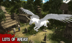 Amazing Pegasus Action 3D screenshot 5/5