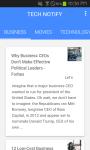 tech notify screenshot 3/6