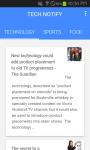 tech notify screenshot 5/6