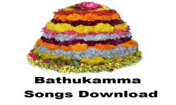 Bathukamma Songs Download screenshot 1/2