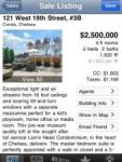 StreetEasy Real Estate screenshot 1/1