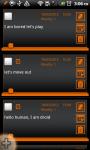 Theme Note screenshot 1/6