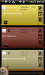 Theme Note screenshot 4/6