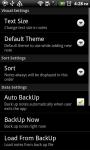 Theme Note screenshot 6/6