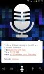 Speaktoit Assistant screenshot 4/6