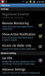 Monitor Call SMS Location Web screenshot 1/5