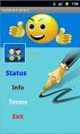 Facebook Status screenshot 2/4