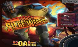 Space Siege Warrior screenshot 1/5