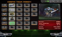 Space Siege Warrior screenshot 3/5