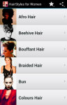Free HairStyles for Women screenshot 1/6