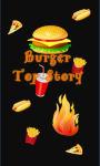 Burger Top chef Story game free screenshot 1/3