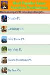 Most Popular Xmas Vacation Destinations screenshot 2/3