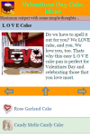 Valentines Day Cake Ideas screenshot 4/4