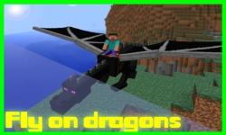 Dragon Mounts for Minecraft screenshot 3/4