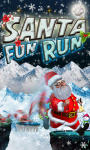 Santa Fun Run - Android screenshot 1/3